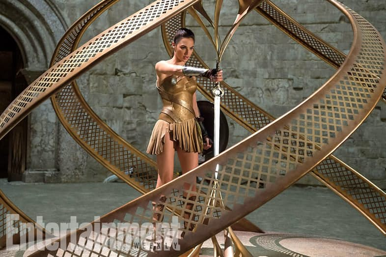 A Powerful Weapon From DCEU Has Been Revealed In Wonder Woman