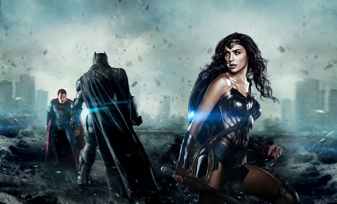 Photo of Here's How Wonder Woman is Different from Batman v Superman