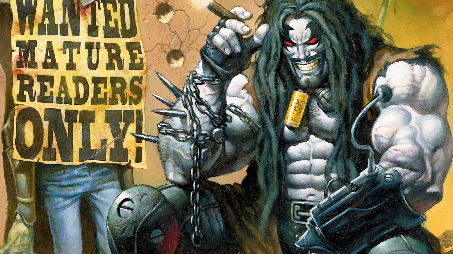 7 Most Intense Comic Books Characters Who Never Think Twice before Killing