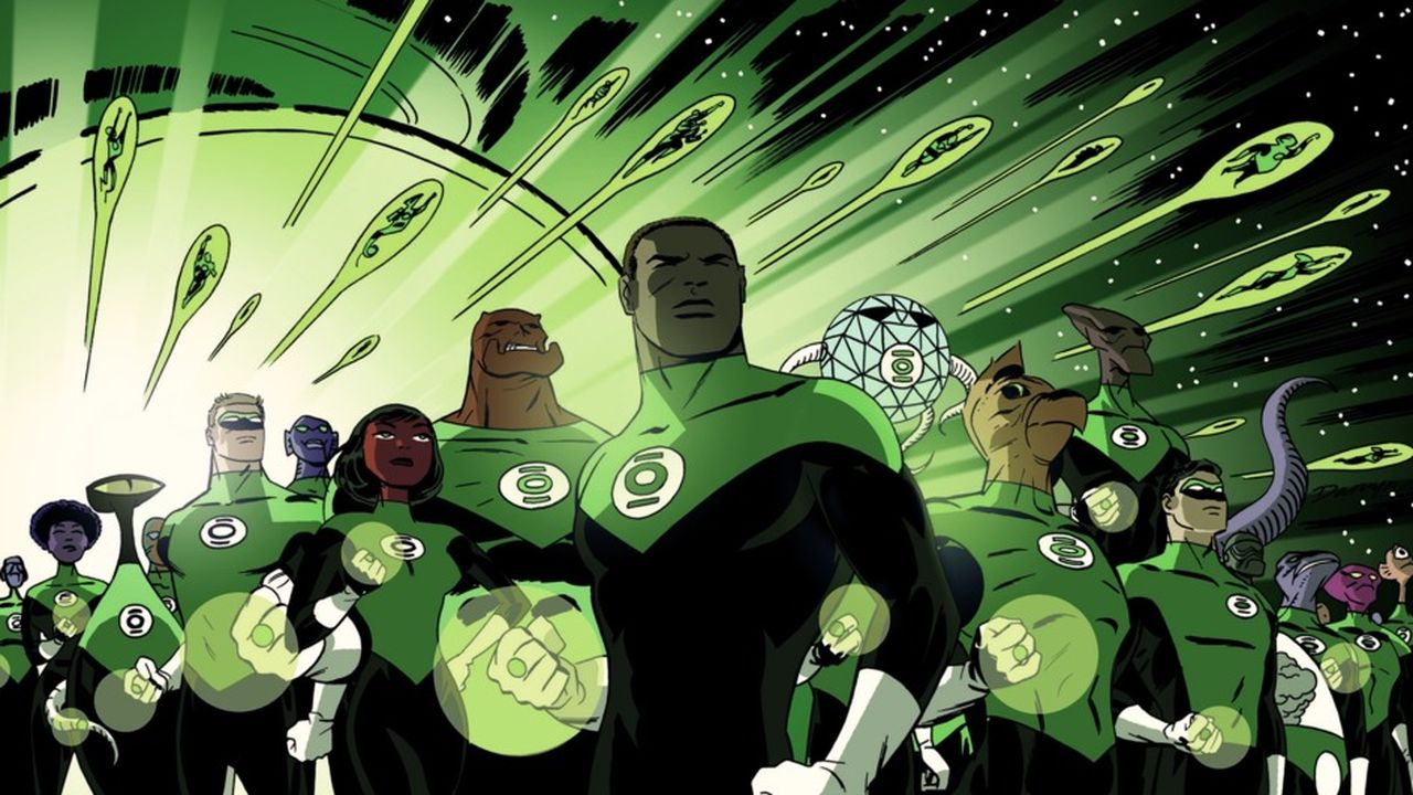 A Major Actor May Have Been Cast For Green Lantern Corps Movie