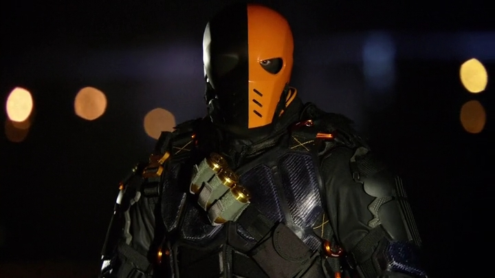 Joe Manganiello Shares DEATHSTROKE Photo And It's Totally Bad-Ass