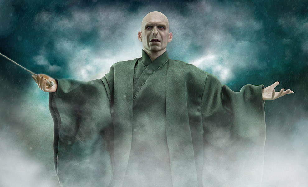4 Most Powerful Dark Wizards And Witches In Harry Potter Series