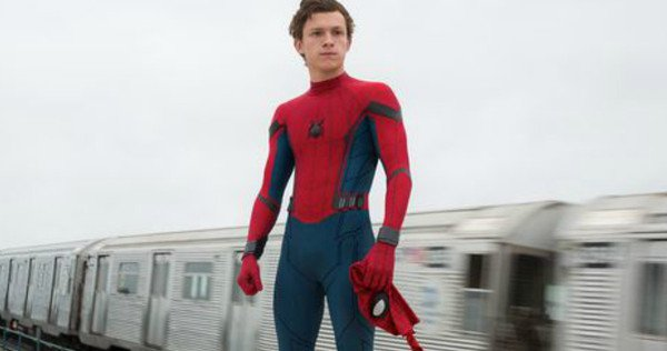 Spiderman: Tom Holland