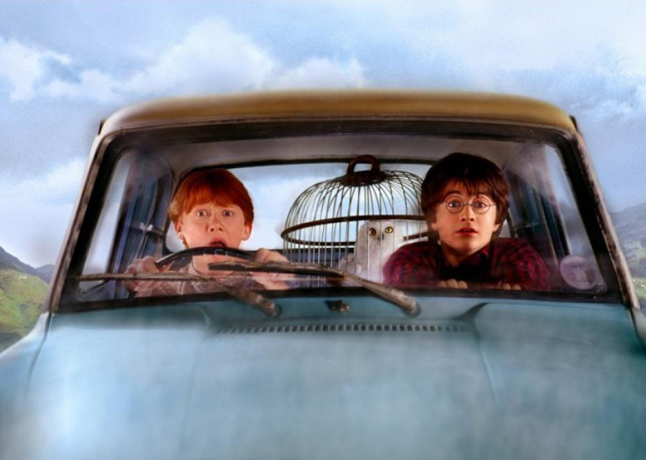 5 Most Courageous Things Ever Done By Harry Potter And Ron Weasley