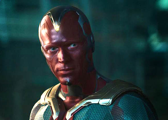 Paul Bettany Future As Vision In The MCU
