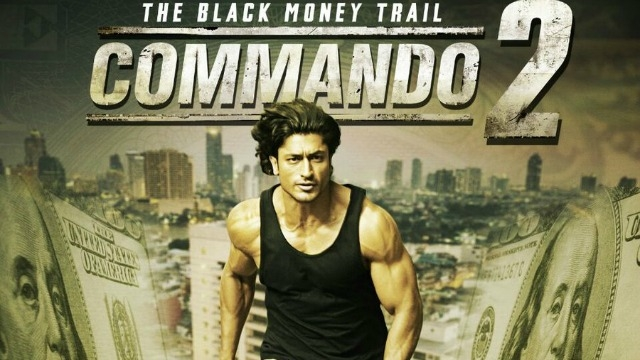 Photo of Commando 2 and a flying Vidyut Jamwal is all we needed to make today better