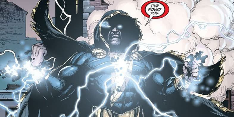 Here's 5 Reasons Why a Black Adam Movie Will Be Better Than Shazam