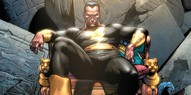 Dwayne Johnson Gives The Reason Why Black Adam Is Better Than Shazam