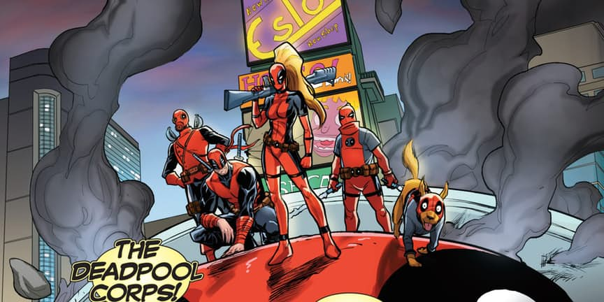 5 INSANE Versions Of Deadpool You Never Knew About