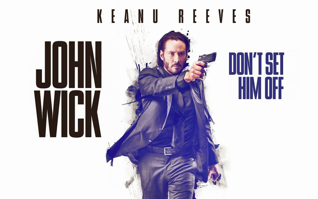 Photo of New Video from John Wick: Chapter 2 Shows Keanu Reeves' Intensity