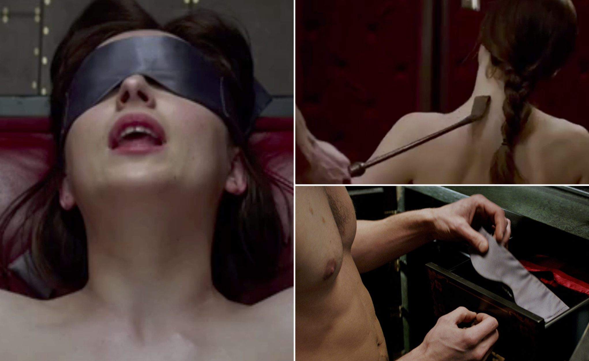Photo of 5 Sex Toys Used In Fifty Shades Movies You Should Definitely Try
