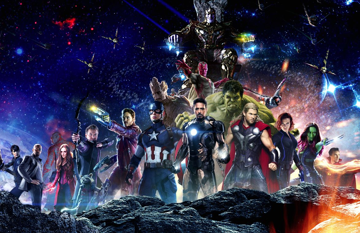 A Major Marvel Superhero Has Begun Filming For Avengers Infinity War