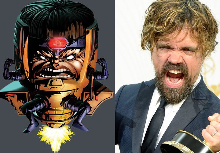 Here's The Character Peter Dinklage Is Playing In Avengers Infinity War