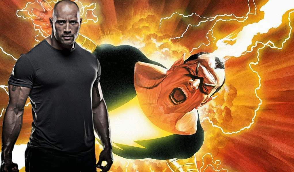 Photo of Here's Why Dwayne Johnson Chose To Play Black Adam And Not Shazam