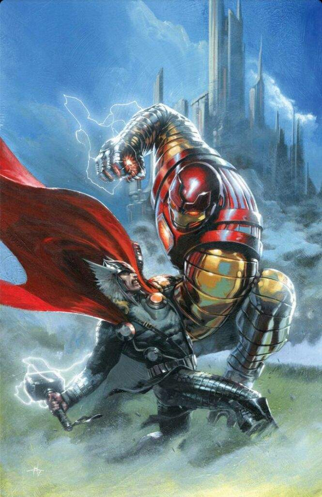 7 Tactical Iron Man Armors That Are Indestructible