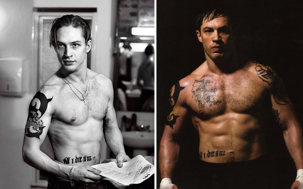 Tom Hardy Reveals What It Took To Bring Bane To Life In The Dark Knight Rises