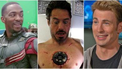 Photo of 8 Shocking Behind The Scenes Stories From Marvel Superhero Movies