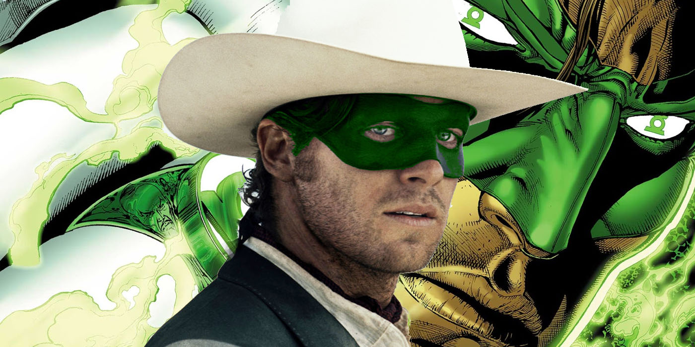 Photo of A Major Actor May Have Been Cast For Green Lantern Corps Movie