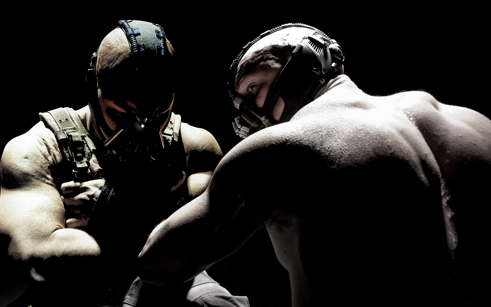 Photo of Tom Hardy Reveals His Secret of Bringing Bane Alive Onscreen In The Dark Knight Rises