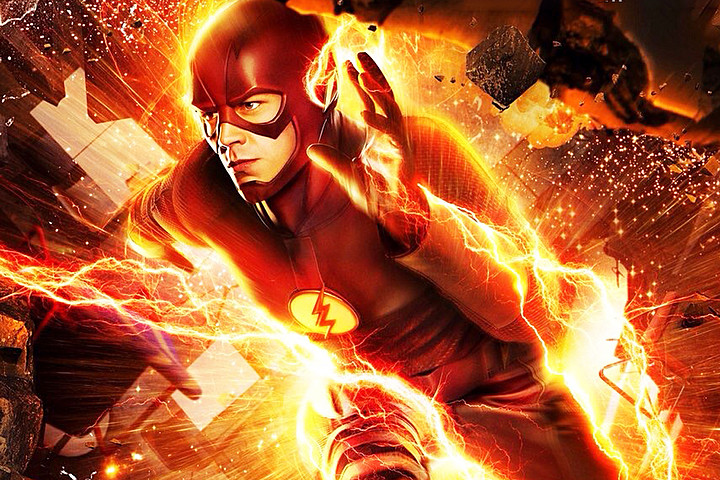 5 Superpowers Why Flash is Fastest And Strongest Man Alive