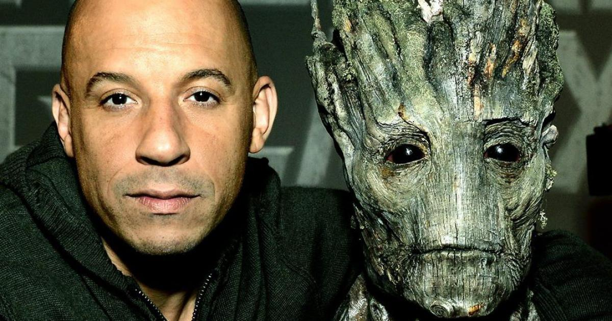 Photo of Vin Diesel Would Like Groot To Sit Down With A Marvel Superhero In Infinity War