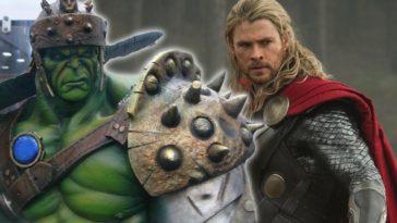 Thor Ragnrok Planet Hulk