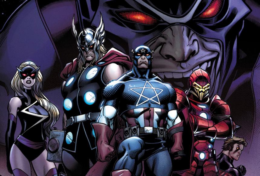 Photo of 4 Shocking Facts About The Revengers Who Want To Take Down The Avengers