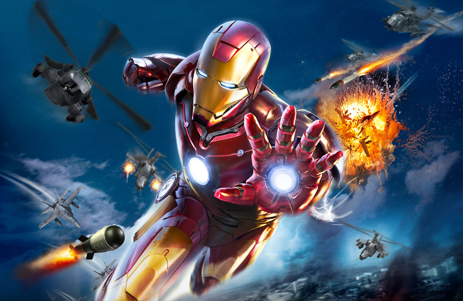 4 Amazing Defensive Powers Of Iron Man Armor You Probably Don't Know About