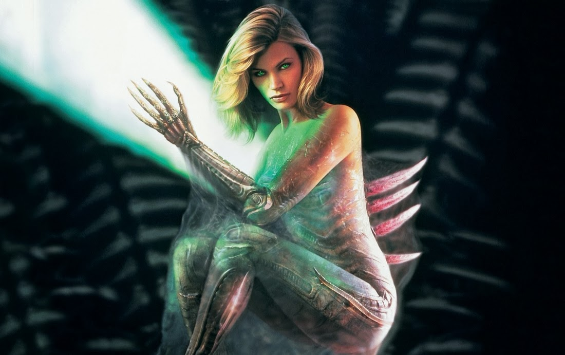 Photo of 5 Hottest And Seductive Aliens From Movies That You Can't Handle