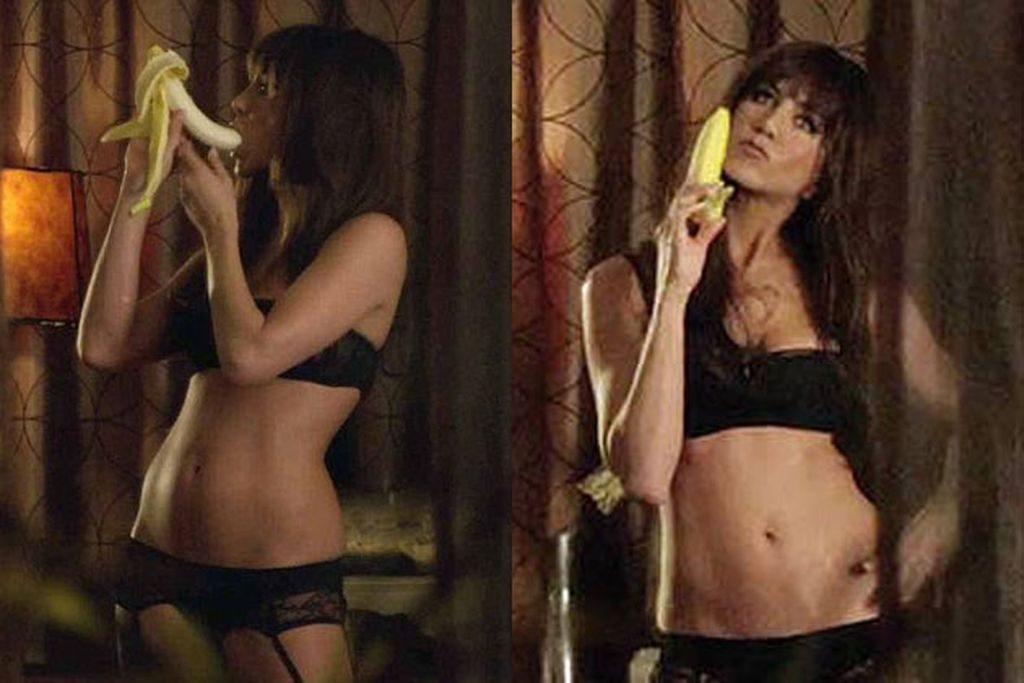 jennifer anniston lingerie