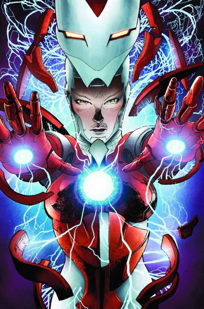 iron man extremis virus