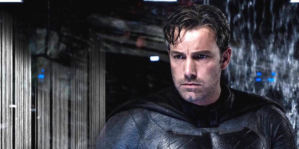 "Photo of Ben Affleck Promises ""Something Really Special"" To Batman Fans"