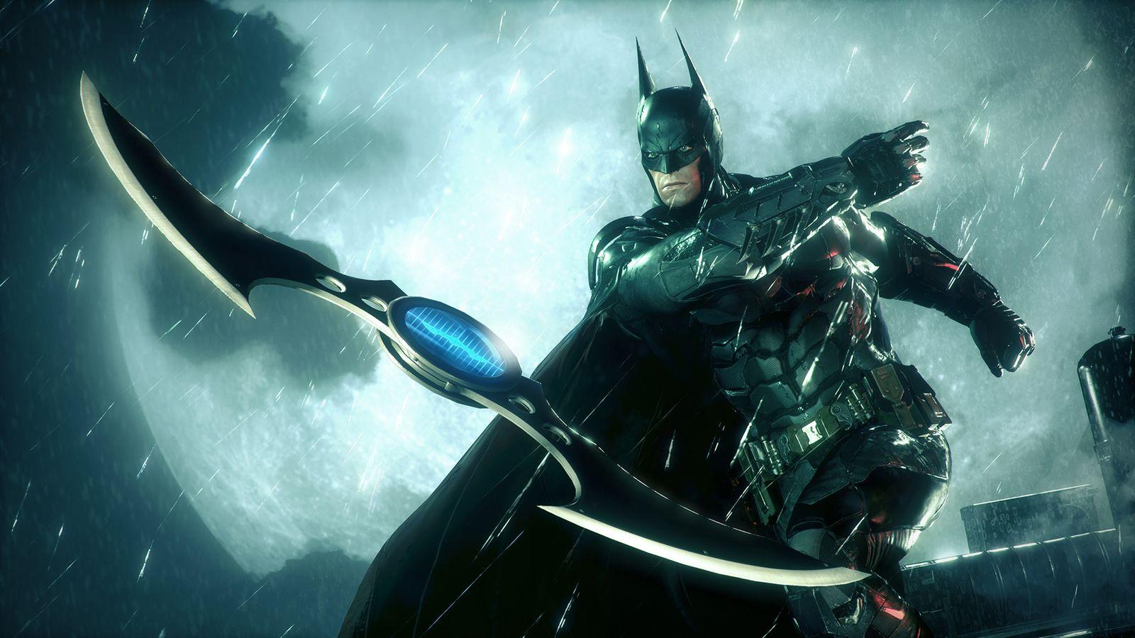 abilities of batman