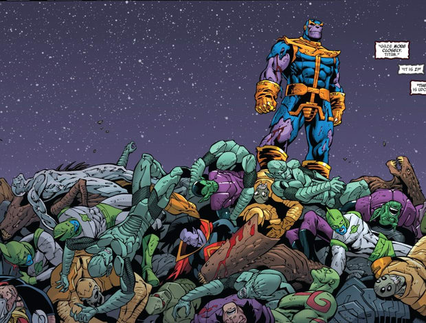 5 Terrifying Acts Thanos Might Perform in Avengers ...
