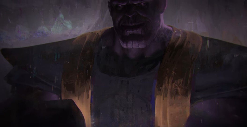 Here's The Gameplan of THANOS To Rebalance The Universe