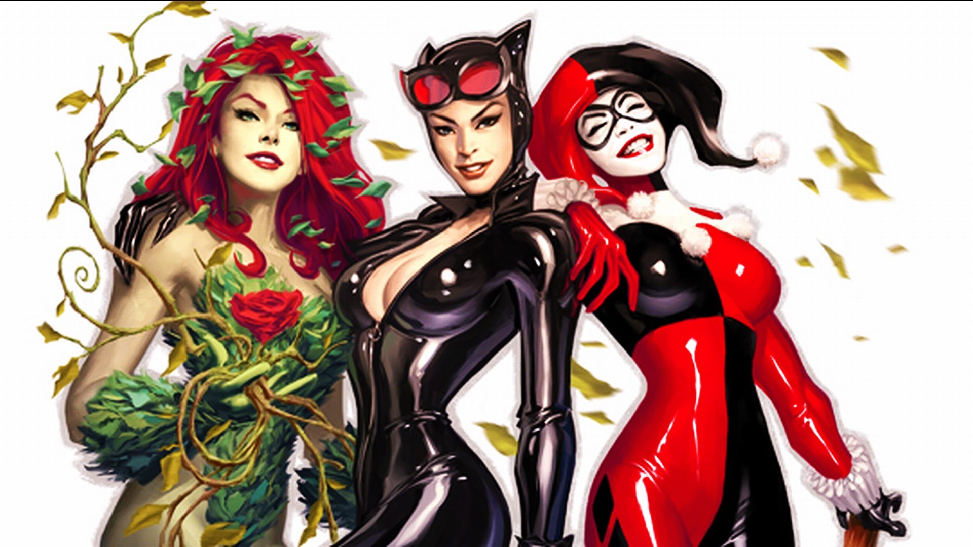 A Huge DC Super-Villain Almost Confirmed For Gotham City Sirens