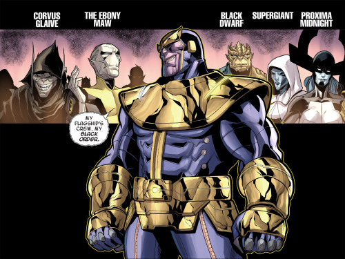 Thanos Might Not Be The Only Villain In Avengers Infinity War