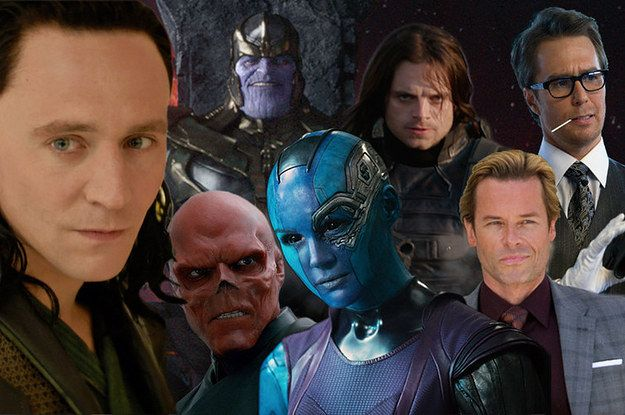 Photo of Which MARVEL Supervillain Are You?
