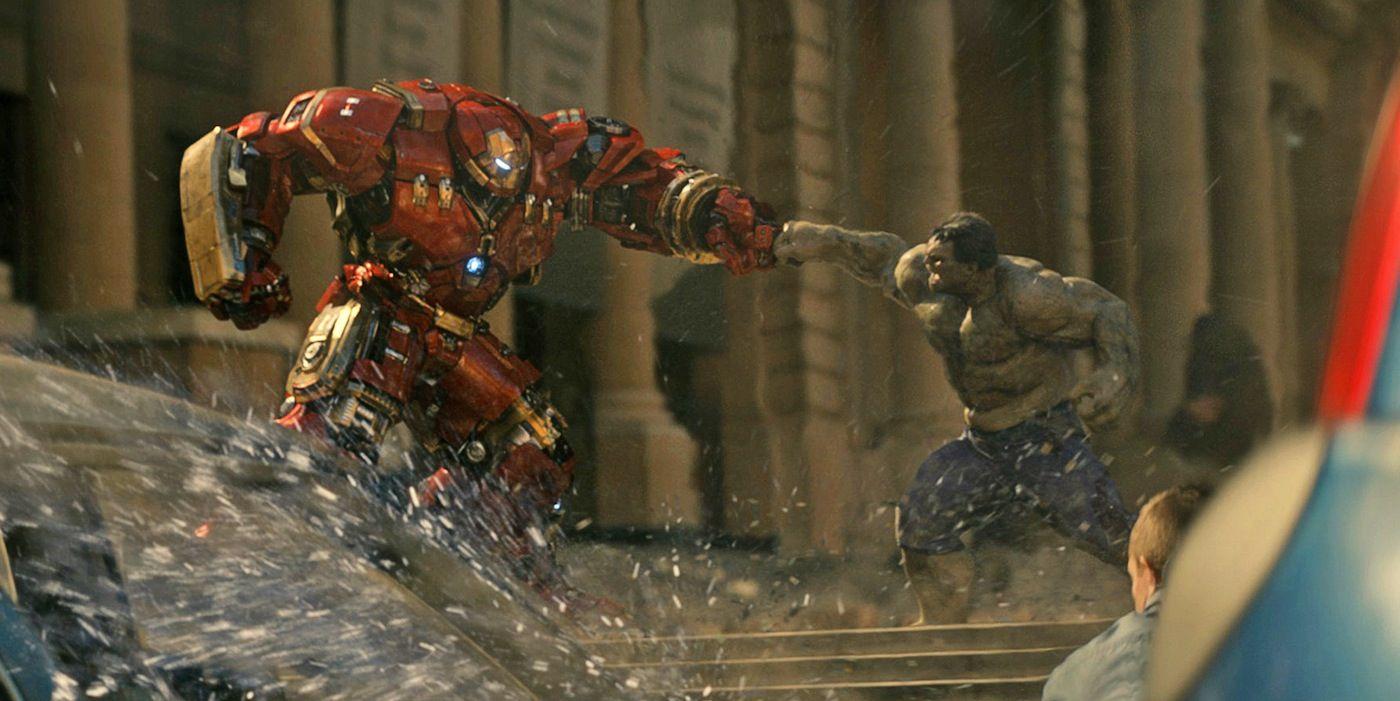 Avengers: Infinity War Hulk