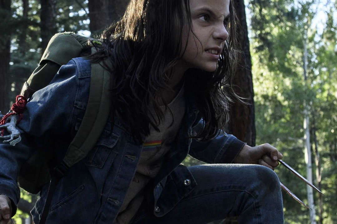 Photo of The Disturbing New Logan Clip Of X-23 That Will Shock You