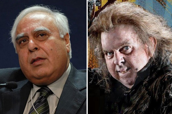 Indian Personalities AsHarry Potter Characters