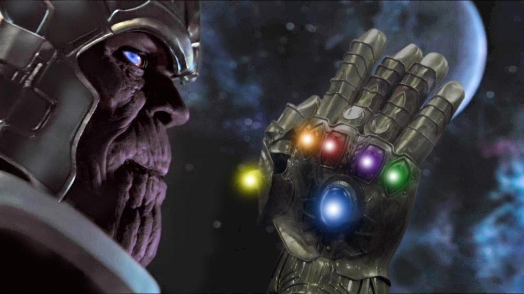 Avengers Infinity War: Stunning Concept Art of THANOS Released By Marvel