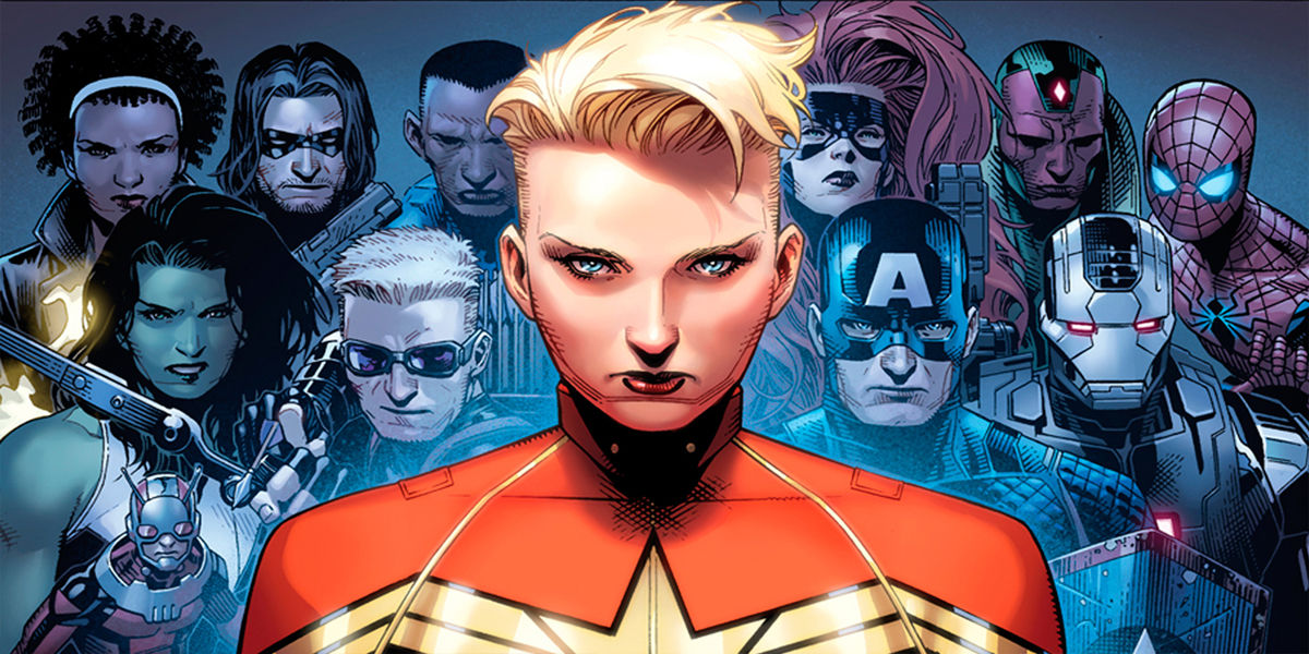 Photo of Blast From The Past: A Huge Marvel Character May Join Captain Marvel