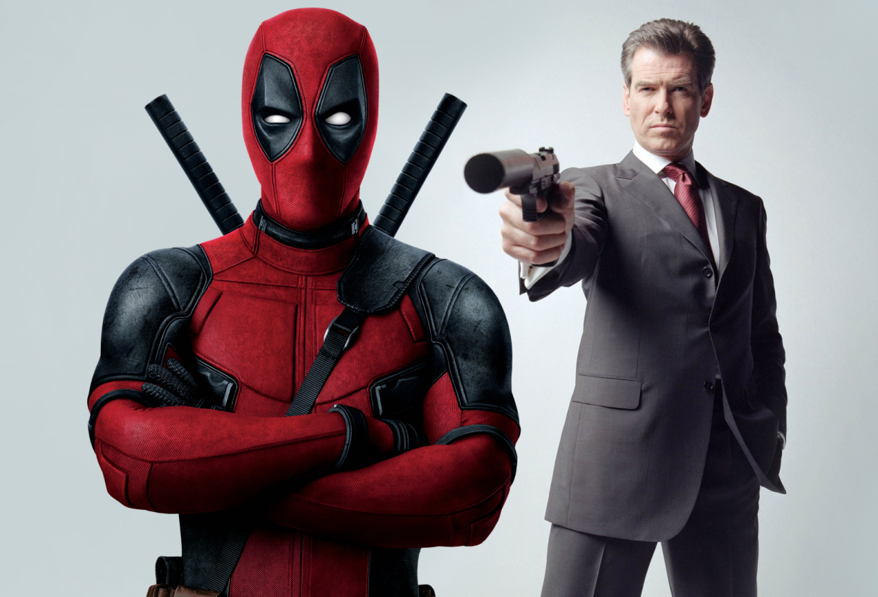 Photo of Here's Why Deadpool Might Just Have A Partner In Ex-James Bond Actor Pierce Brosnan
