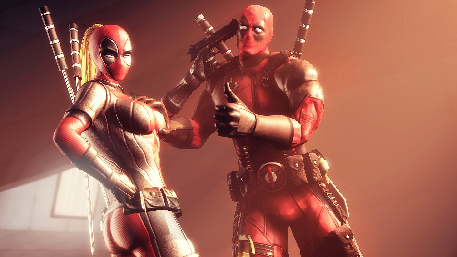 Photo of 4 Amazing Superpowers of Lady Deadpool You Probably Don't Know About