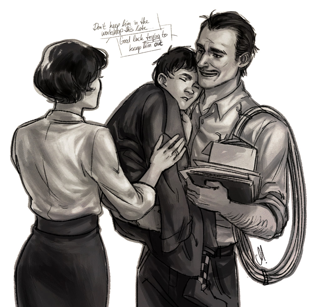 4 Major Things Happened In Howard Stark's Life