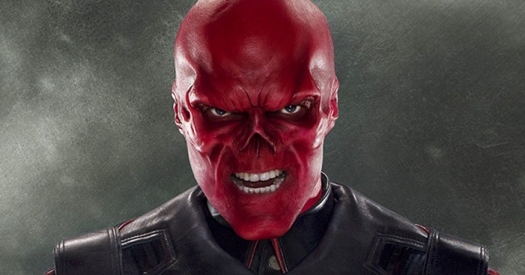 5 Superpowers of Super Villain Red Skull You probably Don't Know About