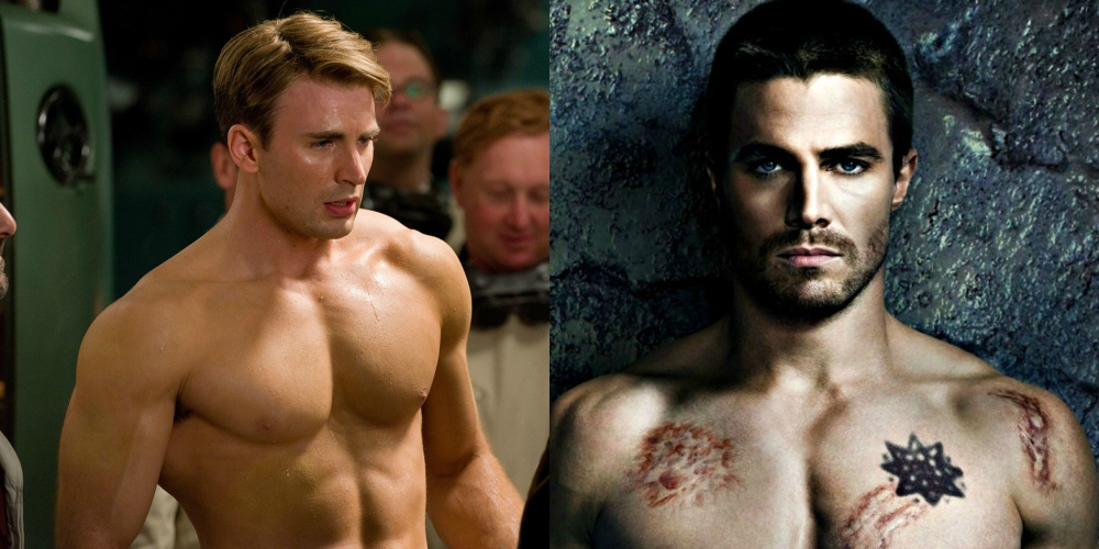 Photo of 10 Times Marvel And DC Unnecessarily Sexualized Male Superheroes