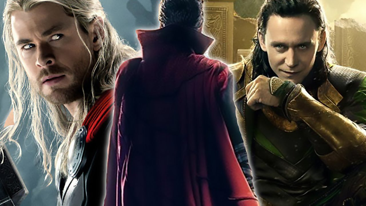 Photo of Loki's SHOCKING Reaction To Doctor Strange In Thor Ragnarok