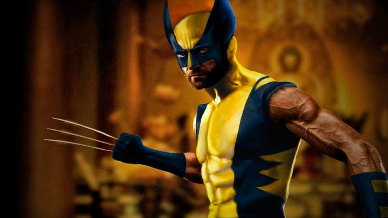 Photo of Could we see a Yellow Wolverine Suit In Logan?